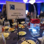 Georgia Primary Bank's Sponsorship Table