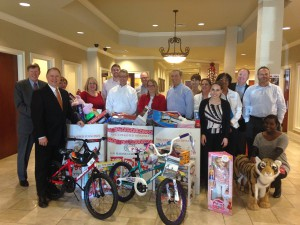Buckhead bank community involvement