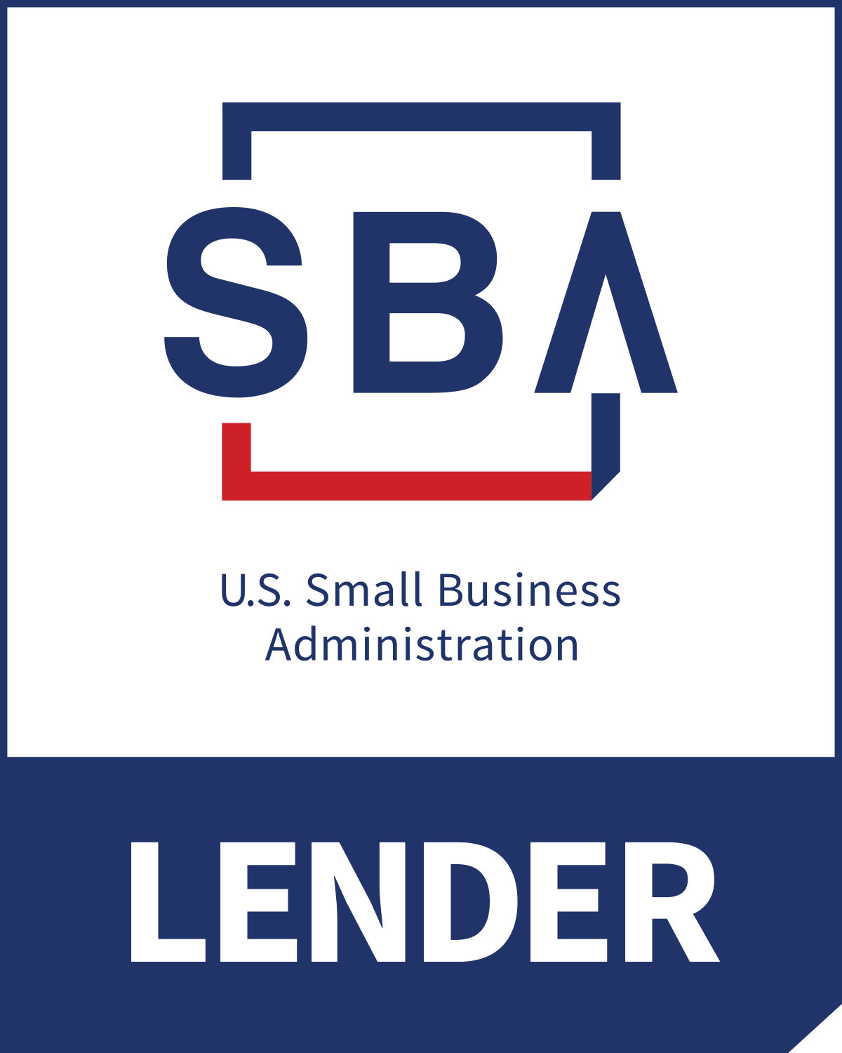 US Small Business Association - Lender